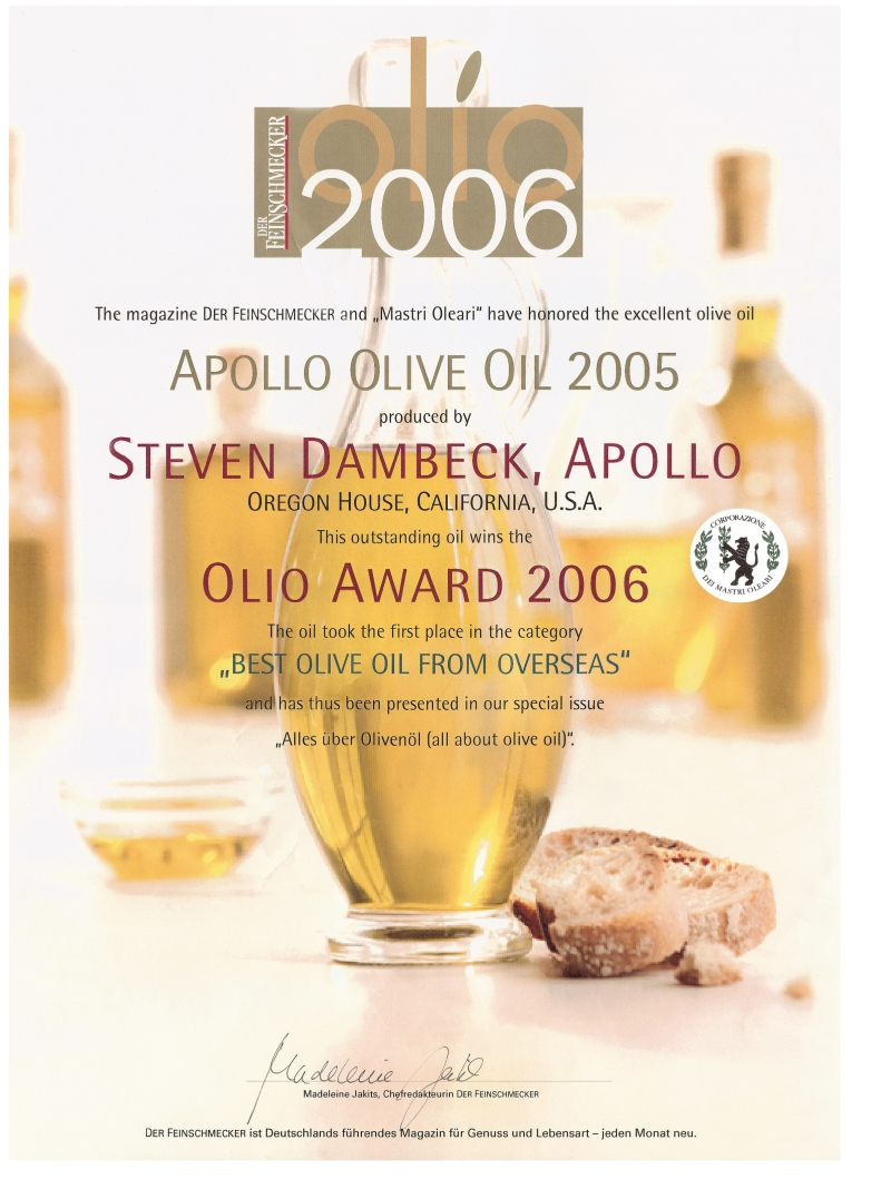 Our Story | Apollo Olive Oil